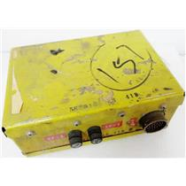 #1 [MAKE UNKNOWN] 5823107-63 CONTROL BOX, M/N 1123, AVIATION AIRCRAFT SALVAGE P