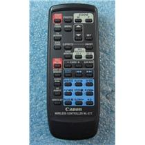 Canon WL-D77 Wireless Controller