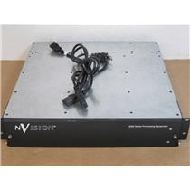 NVision 4000 Series Processing Equipment/DA Converter