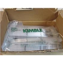 625 Kimble 53384-192  Model 56400 Disposable Sterile/Plugged Milk Pipets 1.1 mL