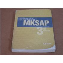 ASCO MKSAP Oncology Medical Knowledge Self-Assessment Program 3rd Edition