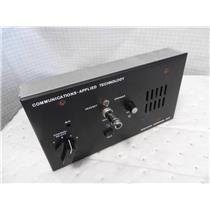 Communications-Applied Technology Speaker Intercom Unit Model Number Unknown