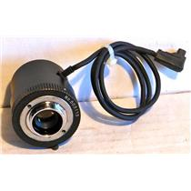 [NO MAKE] 503113 AUTO IRIS LENS, 50mm 50 mm, F1.8, FOR CCTV CAMERA - USED w/GUAR