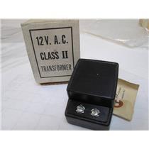 NIB 12V A.C. Class II Dialer TRANSFORMER  4-2431  120V  13.5 VAC 60hz