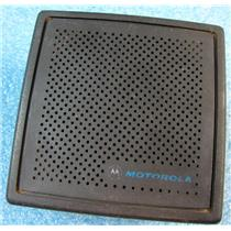 MOTOROLA HSN4018A SPEAKER FOR 2-WAY RADIO CAR/DESK/ETC INSTALL - USED w/GUARANT