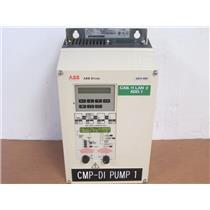 ABB ACH501-015-4-00P2  Variable Torque AC Motor Drive 15 HP;3 PH;18.9A; 440-500V