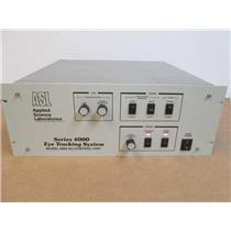 Applied Science Laboratories  4000SU  Eye Tracking System SU Control Unit w/Cord