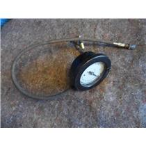 "Ashcroft Maxisafe Duragauge 0-200 With 4 1/4"" Face"