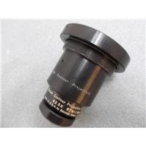 Kodak 62.5X RT6-194 Contour Projection Ektar Lens For 14-Inch Contour Projectors