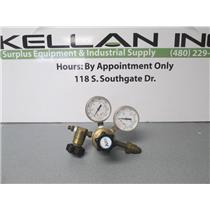Airco 054-11022 (4000-PSI) & 054-10142 (100-PSI) Rare and Specialty Gasses Gauge