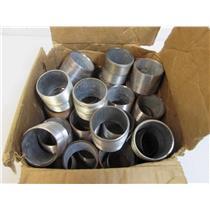 "* 33* Thomas & Betts/Shamrock  4224   2"" x CL Galvanized Steel Conduit Nipple"