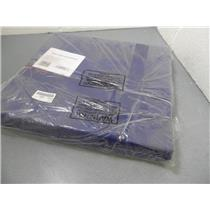 """Hermell Products WC4433 Wheelchair Cushion 18"""" X 16"""" X 3"""" Navy New"""