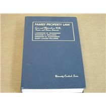 Foundation Press 0882779044 Family Property Law-Wills, Trusts & Future Interests