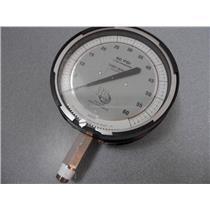 3D Instruments P/N 25544-22B51 60 PSI Test Gauge