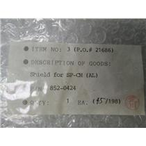Anelva 852-0424 Shield Chamber for SP-CH (AL)