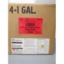 1 Case (4) Spilfyter 410004 Specialty Spill Control Liquid Acid Neutralizer