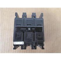 Cutler-Hammer QC3015H  Type QC Quicklag C Industrial Circuit Breaker, 3-Pole