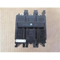 Cutler-Hammer  QC3030H  Type QC Quicklag C Industrial Circuit Breaker, 3-Pole