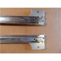 Dell Poweredge Rackmount Rails Pair P/N UC390 Right And WC364 Left