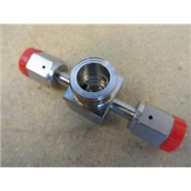Nupro SS-BNV51-C Valve Base Only No Diaphram