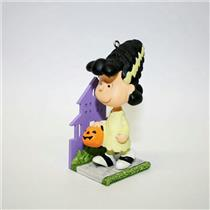 Hallmark Ornament 2011 A Monstrously Pretty Bride - Peanuts Gang - #QFO5209-SDB