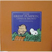 Hallmark The Great Pumpkin Charlie Brown Halloween Book - Peanuts Gang - BOK6124