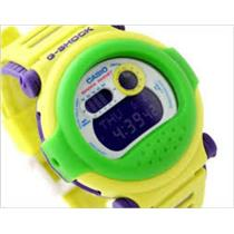 Casio G-Shock G-001HC-3DR.Hyper Colors Limited Alarm.World Time.Countdown Timer.200m Resist.