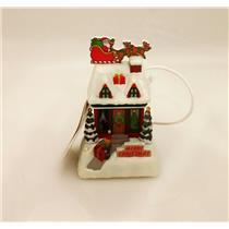Hallmark Magic Decoration 2009 Merry Christmas - Caroling Cottages - #XLJ6023
