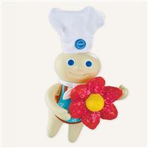 Carlton Magic Ornament 2013 Pillsbury Doughboy - Has Recipe Card - #CXOR066D-SDB