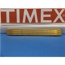 Timex Watch Band 12mm (B) Expansion/Stretch Bracelet GoldTone Lds Watchband