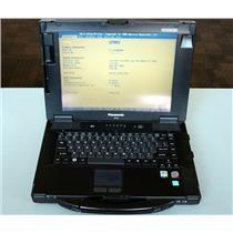 Panasonic ToughBook CF-52 Core2Duo 2.26GHz 160GB 4GB Chrome OS CF-52GUNBRAM WiFi