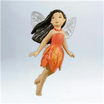 Hallmark Series Ornament 2012 Fairy Messengers #8 - Tiger Lily Fairy #QX8071-SDB