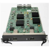 Foundry Brocade SX-FI62XG SuperX 2 Port 10GbE XFP Module