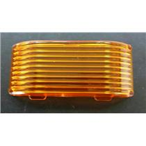 Bargman 34-78-022 78 Series RV Porch Light Amber Lens