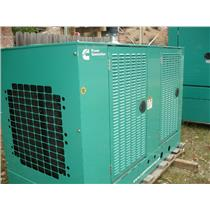 Cummins 60kw Generator, DSFAD60-1205569, 3 Phase 480V
