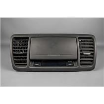 2005-2009 Subaru Legacy Vent Dash Trim Bezel with Storage and Clock