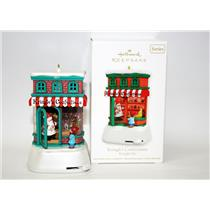 Hallmark Series Ornament 2011 Kringleville #2 - Kringles Confections #QX8759-SDB
