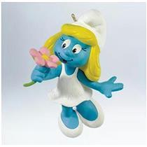 Hallmark Keepsake Ornament 2011 Smurfette - The Smurfs - #QXI2373