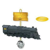 Hallmark Keepsake Ornament 2010 Round Trip Ticket - Polar Express - #QXI2236-DB