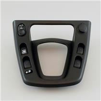 2006 Saturn Vue Shift Floor Trim Bezel with Door Window Switches and 12v Outlet