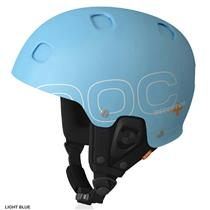 Poc Receptor + Plus - Snow, Skate, Bike & Watersports Helmet Light Blue SM New!