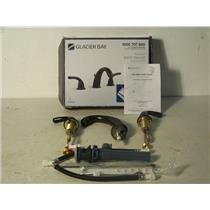 "Glacier Bay JY5020733 8""  Widespread 2-Handle High-Arc BR Faucet"