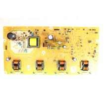 Sylvania LC320SLX / Magnavox 32MF339B/F7 Inverter Board A91F0M1V-001-IV