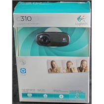 Logitech c310 HD Webcam 960-000585
