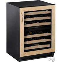 "NIB U-LINE Wine Captain 2000 Series 24"" Built-in Wine Storage 2275ZWCOL00"
