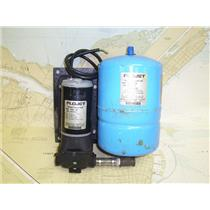 Boaters' Resale Shop Of Tx 1511 2727.21 FLOJET 2840-00 PUMP WITH BLADDER TANK