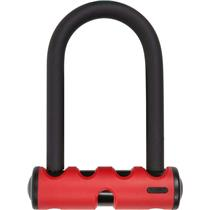 Abus Mini 40 U Lock 5.5 Red Bicycle Lock Level 10