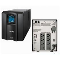 APC SMC1500 Smart-UPS 1500VA 900W 120V Tower Power Battery Backup UPS REF