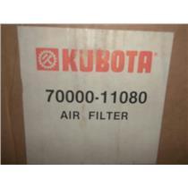 NEW KUBOTA 70000-11080 AIR FILTER
