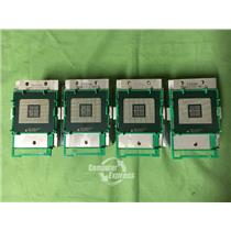 Lot (4) Intel Xeon Quad Core E7340 2.4GHz 8MB Cache SLA68 Server CPU [54]